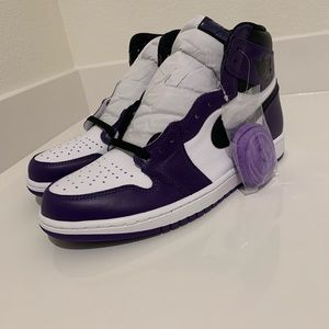 Jordan Retro 1 Court purple 2.0